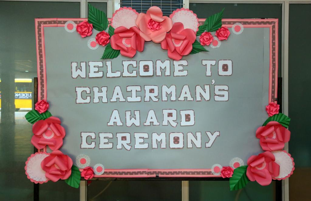 PRUDENCE CHAIRMAN'S AWARD CEREMONY 2019