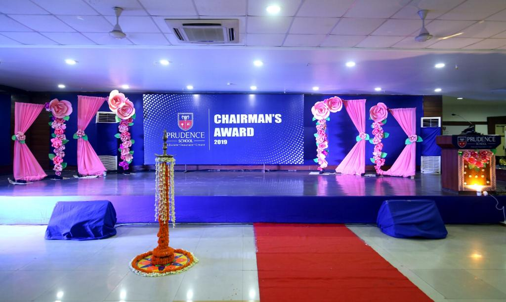 PRUDENCE CHAIRMAN'S AWARD CEREMONY 2019